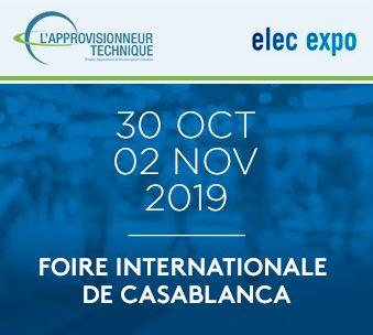 TECHTOP en la 13ª edición de la Elec Expo