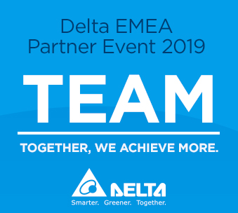 DIMOTOR en Delta EMEA Partner Event 2019
