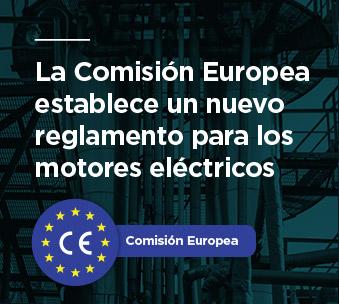 Nuevo reglamento para los motores eléctricos